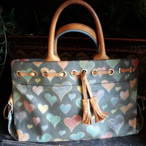 Dooney & Bourke heart purse